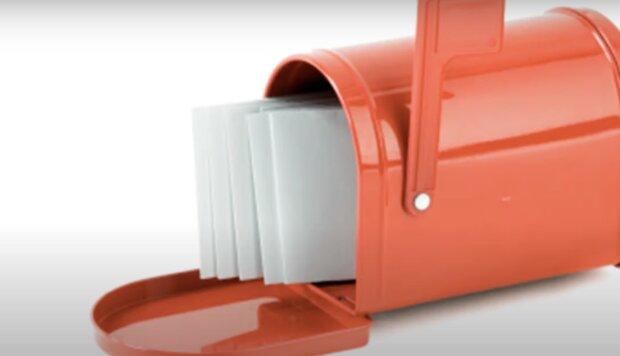 Briefkasten. Quelle: Screenshot YouTube