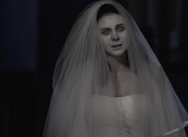 Unglückliche Braut. Quelle: Screenshot YouTube