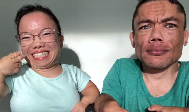 Paulo und Catucia. Quelle: YouTube Screenshot