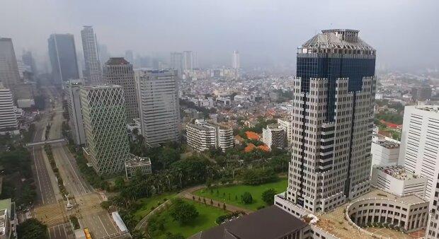 In 30 Jahren könnte Indonesiens Hauptstadt komplett unter Wasser stehen, Details