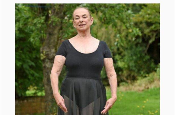 Wie eine Britin mit 71 Jahren Ballerina wurde