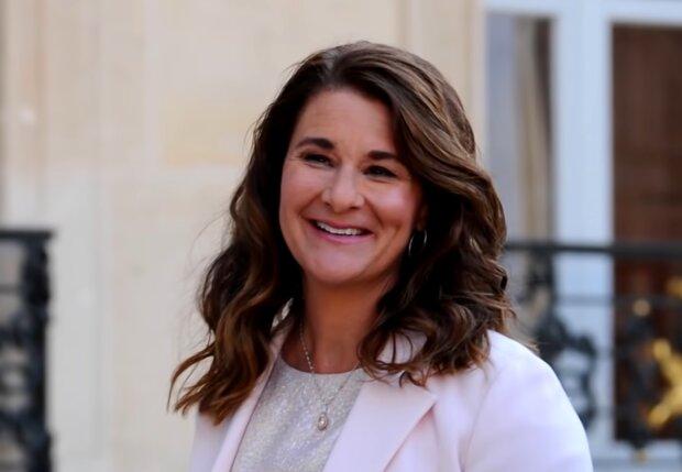 Melinda Ann Gates. Quelle: Screenshot Youtube