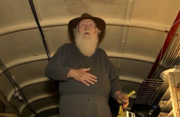 Schöpfer des kreativen Wohnens. Quelle: Screenshot YouTube