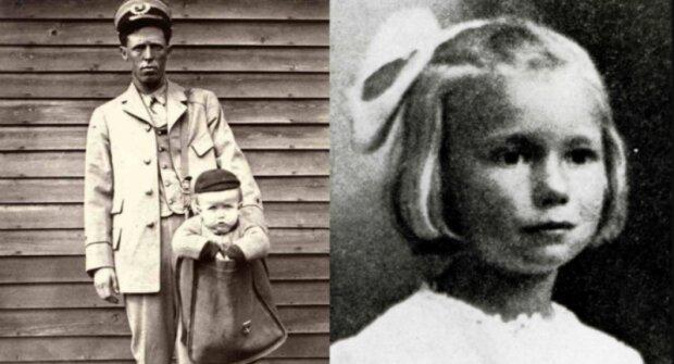 In den Vereinigten Staaten wurden Kinder zu Beginn des 20. Jahrhunderts per Post zum Preis für Hühner verschickt