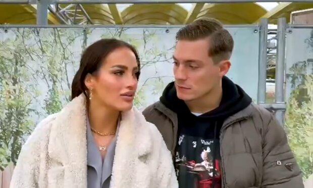 Henrik Stoltenberg und Paulina Ljubas. Quelle: YouTube Screenshot