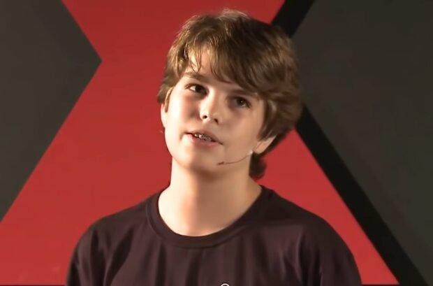 Pedro Franceschi. Quelle: Screenshot Youtube