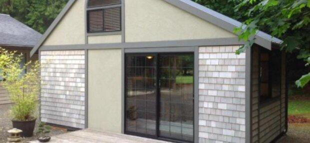 Wie die Familie ihr Haus nach den Prinzipien des japanischen Minimalismus eingerichtet hat