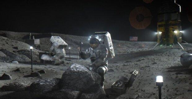 Zum ersten Mal wurde Wasser auf der sichtbaren Seite des Mondes gefunden, Einzelheiten sind bekannt geworden