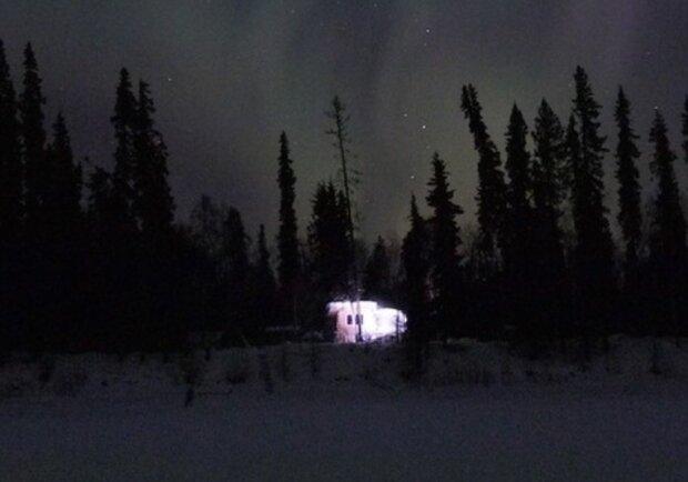 400 Kilometer von der Zivilisation entfernt: Vor 20 Jahren zog eine Familie in eine Hütte im Wald und genießt das Leben