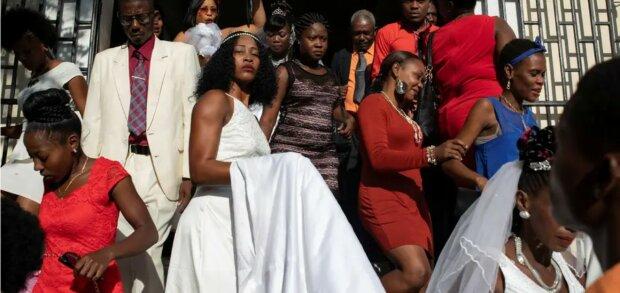 Warum es schwieriger ist, in Haiti zu heiraten, als in den anderen Ländern der Welt