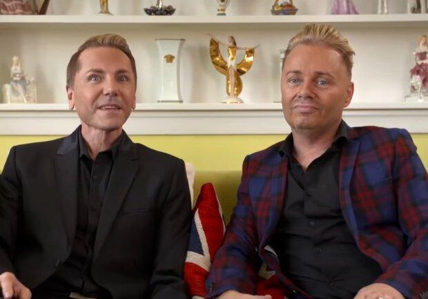Barry und Scott. Quelle: YouTube Screenshot
