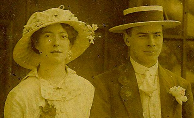 Helen und Les Brown. Quelle: YouTube Screenshot