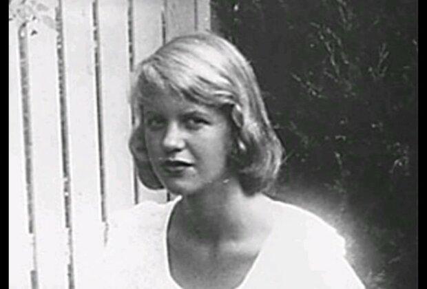 Talentierte Dichterin in ihrer Jugend