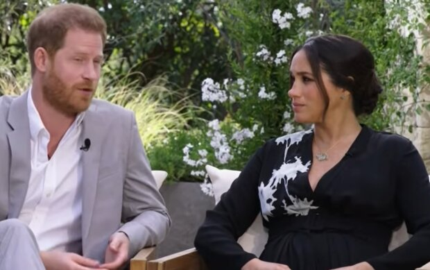 Prinz Harry und Meghan Markle. Quelle: YouTube Screenshot