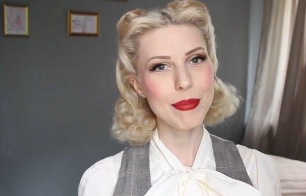 Stil der 40er Jahre. Quelle: YouTube Screenshot
