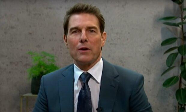 Tom Cruise. Quelle: YouTube Screenshot