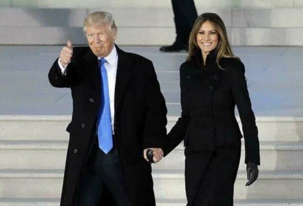 Vom Topmodel zur First Lady: die Entwicklung des Stils von Melanie Trump