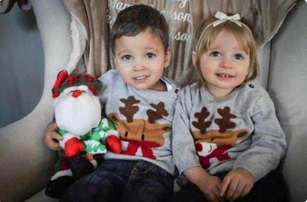 Die Frau adoptierte zwei Kinder mit einem Altersunterschied von einem Jahr, aber es stellte sich heraus, dass sie Geschwister sind