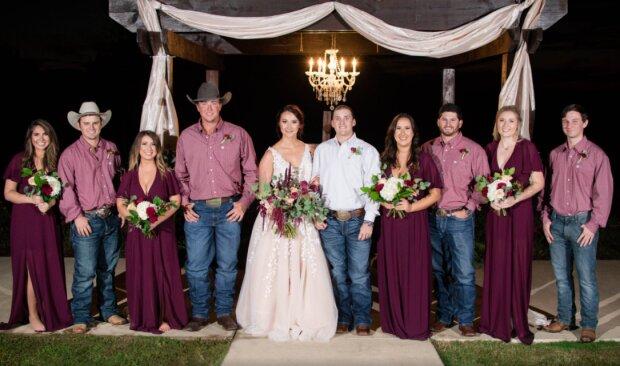 """Die Braut """"gab"""" ihre Feier einem fremden Paar und trennte sich eine Woche vor der Zeremonie vom Bräutigam"""