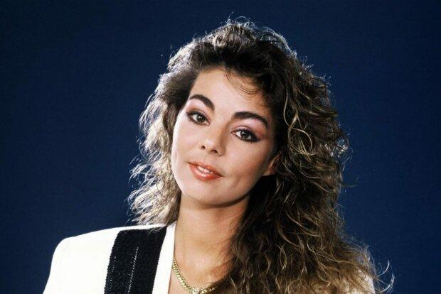 Wie sieht Sandra-Idol der Jugend der 1980er Jahre jetzt aus