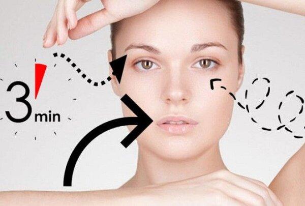 Wenn die Zeit knapp ist: einfaches Make-up in drei Minuten