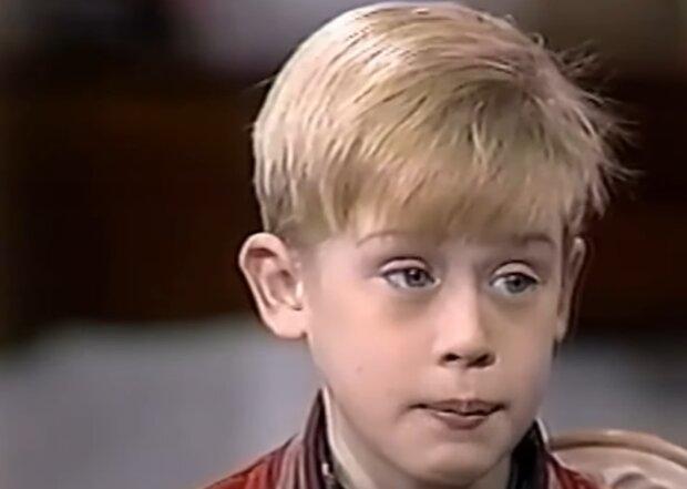 Macaulay Culkin. Quelle: YouTube Screenshot