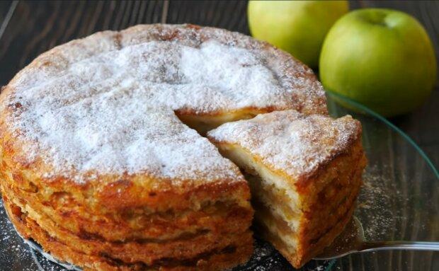 Perfektes Dessert mit saisonalen Früchten. Quelle: Screenshot YouTube