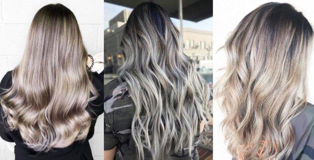 Die Experten erzählten, wie man Haar blond effektiv färben kann