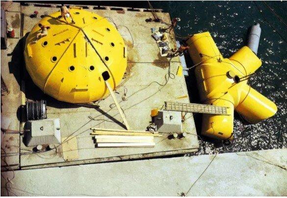 Wie Jacques-Yves Cousteau und sein Team drei Monate lang am Meeresboden lebten