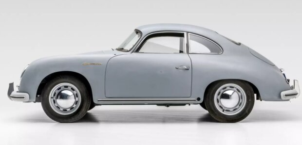 Ein 65 Jahre alter Porsche ohne Motor kostet fast eine Viertelmillion Dollar
