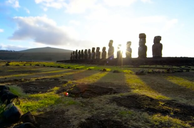 Geheime Orte, die vielen unbekannt sind. Quelle: Screenshot YouTube