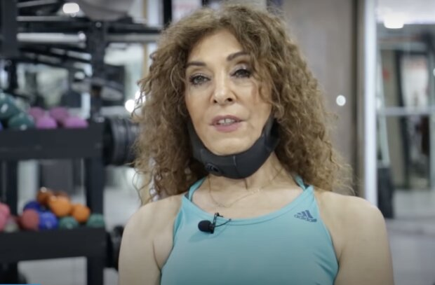 Sportliche Frau. Quelle: Screenshot YouTube