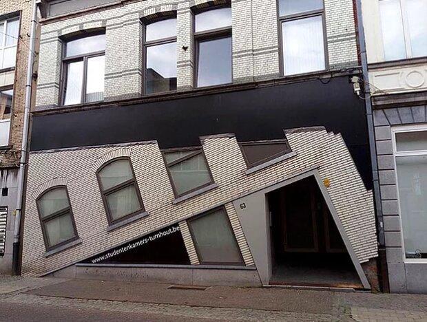 """""""Besondere Schönheit"""": ungewöhnliche Häuser in Belgien"""