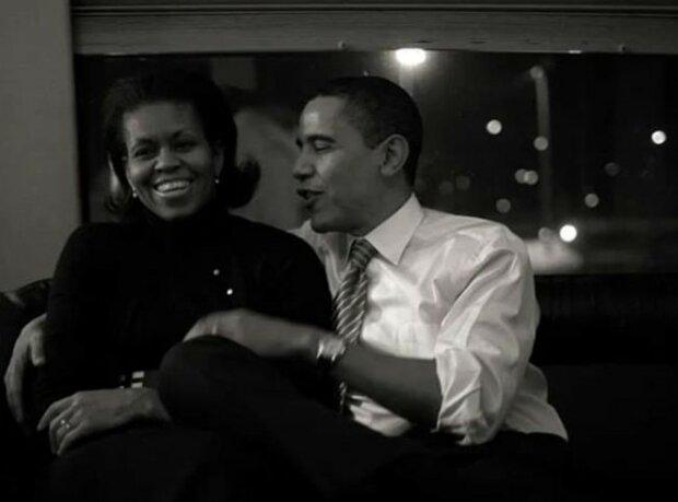 """""""Liebe auf den ersten Blick"""": die Liebesgeschichte von Barack und Michelle Obama"""