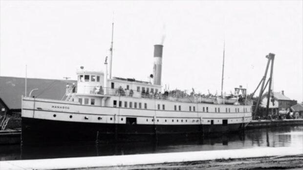 Das Schiff. Quelle:Screenshot YouTube