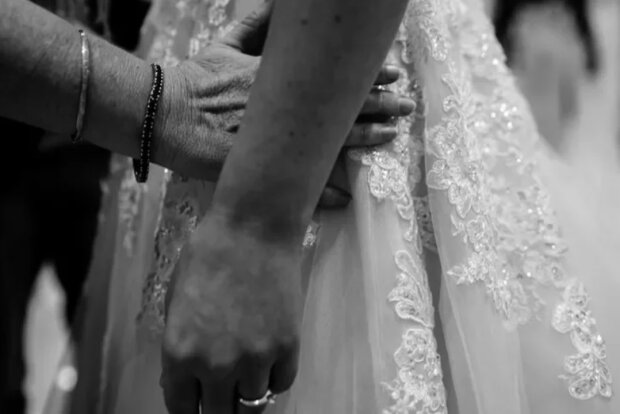 Wie eine Frau einen Mann heiraten konnte, den sie noch nie zuvor gesehen hatte