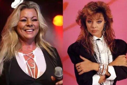 Schlanke Schönheit ist nicht zu erkennen: Wie sich das Aussehen der Sängerin Sandra aus der Enigma-Band verändert hat