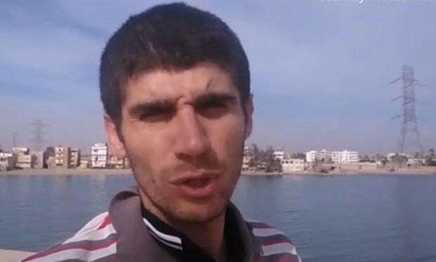 Mohammed Aisha. Quelle: Screenshot Youtube