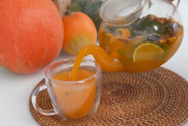 Gesundes Getränk für die Familie. Quelle: Screenshot YouTube