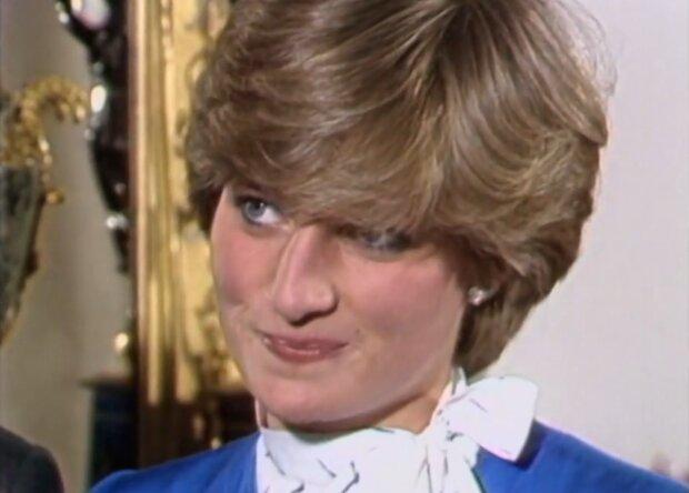 Prinzessin Diana. Quelle: Screenshot Youtube