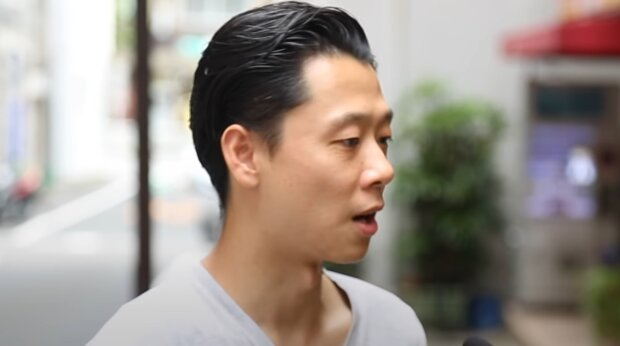 Daisuke Hori. Quelle: YouTube Screenshot