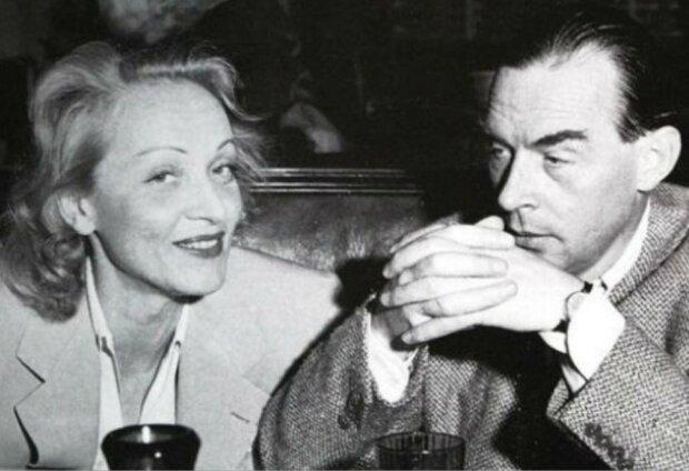 Marlene Dietrich und Remark: die Geschichte der großen Liebe