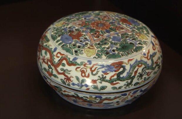 Ming-Porzellan. Quelle: Screenshot Youtube