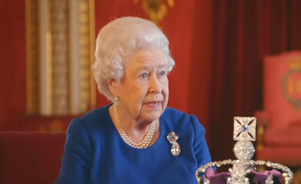 Elisabeth II. Quelle: YouTube Screenshot