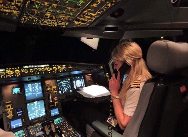 Ein mutiger Beruf: Warum sich eine junge Frau für den Beruf der Pilotin entschieden hat