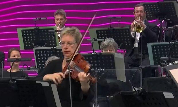 Vorstellung der Sinfonie. Quelle: YouTube Screenshot