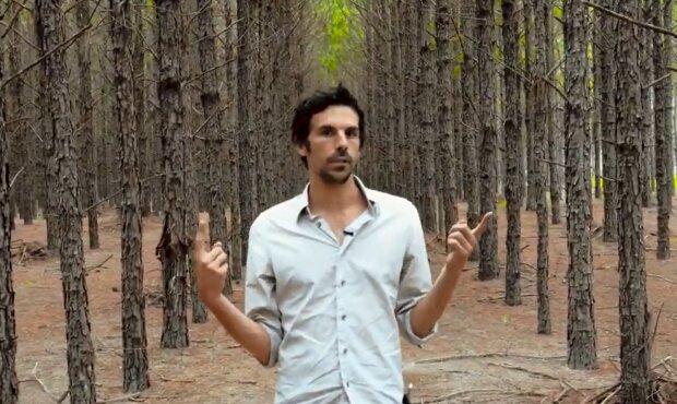 Umweltexperte. Quelle: YouTube Screenshot