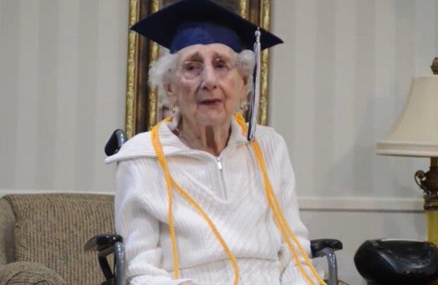 Margaret Tom Bekema. Quelle: YouTube Screenshot