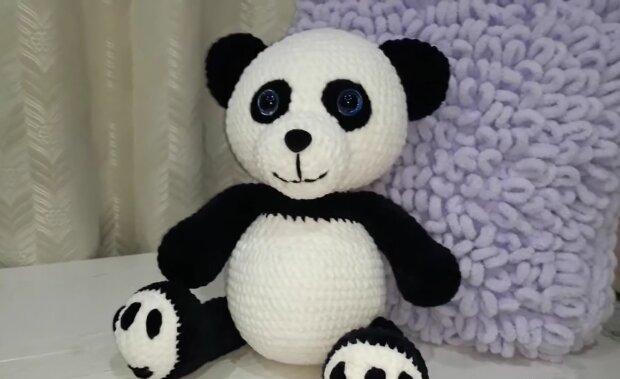"""""""Bitte kaufen Sie meinen Panda nicht"""": Junge hinterlässt Zettel auf Spielzeugkiste"""