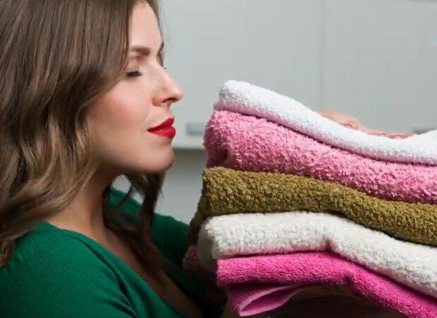 Wie kann man Küchentücher sauber und frisch halten